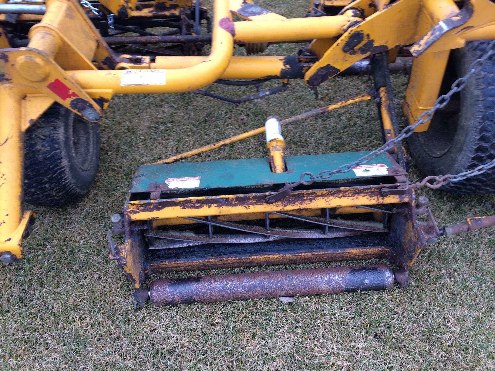 Kesmac 11 gang Mowers for sale