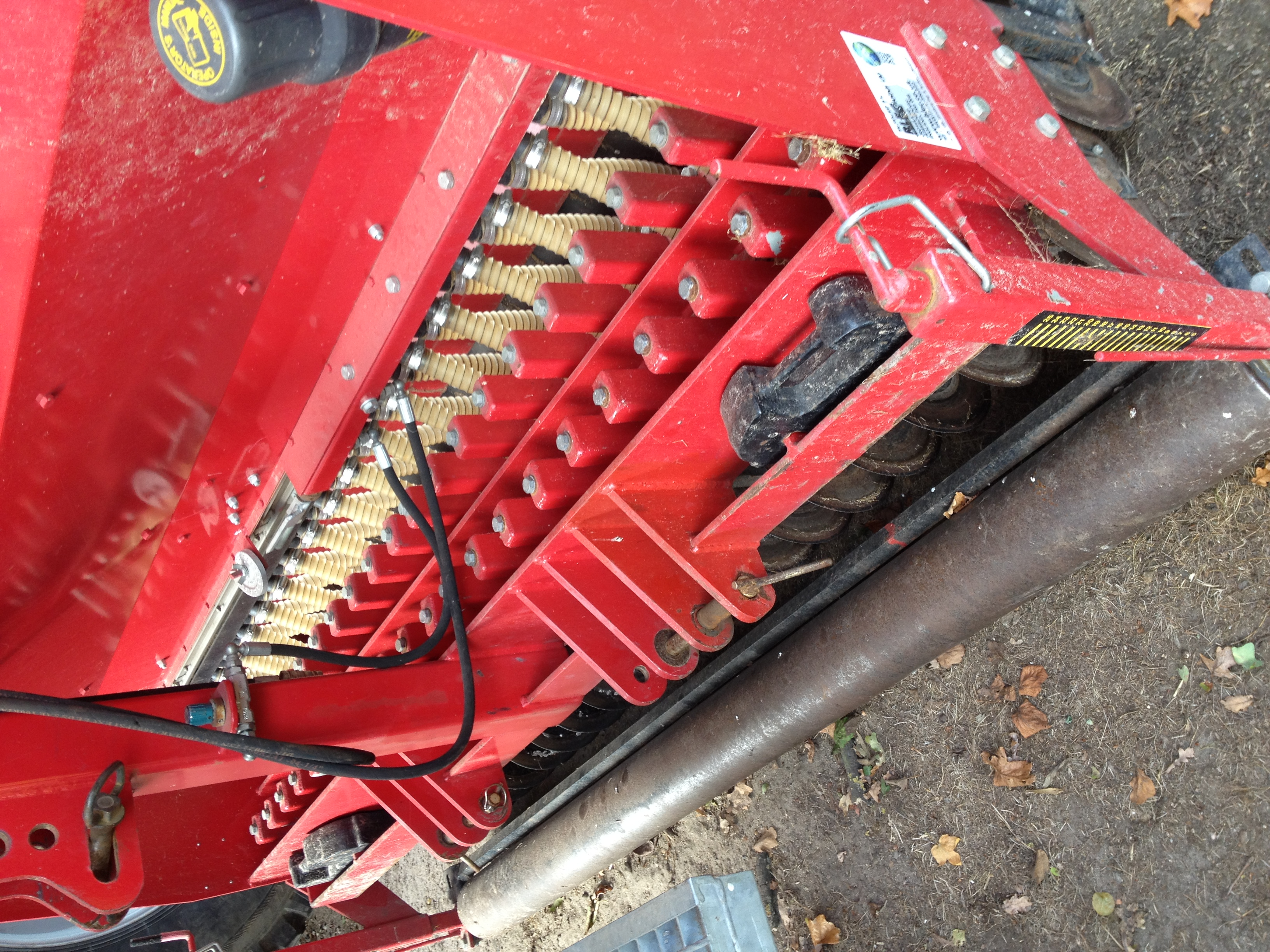 Blec Discseeder 2,20 m for sale