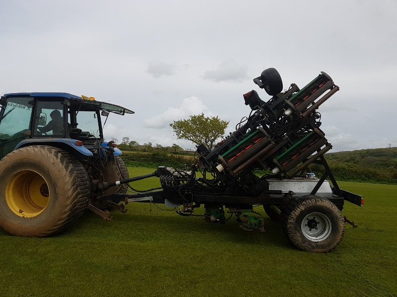 Turfmech Maximow SOLD for sale