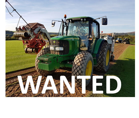 "WANTED: : SOD HARVESTER KESMAC/TREEBO 24"" MACHINE  for sale"