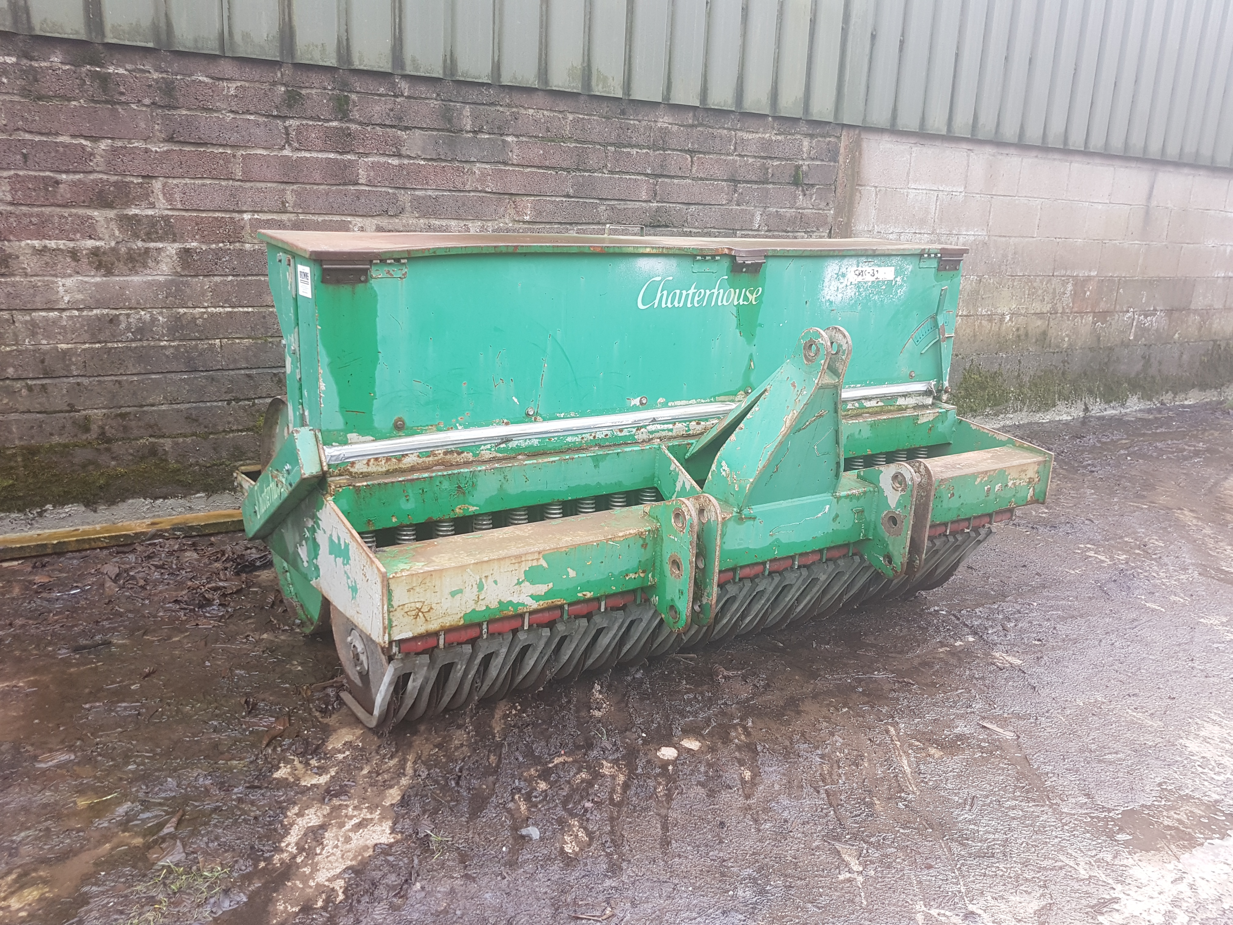 Charterhouse Overseeder for sale