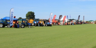 TGA Turf Show in Scorching Sunshine for sale