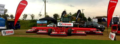 Trimax and Trebro Triumph at Turf Show  for sale
